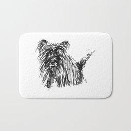 Terrier Bath Mat