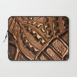Natural Copper Grenade Laptop Sleeve