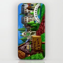 RPG Town iPhone Skin