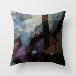 disquiet twenty four (i overcome) Throw Pillow
