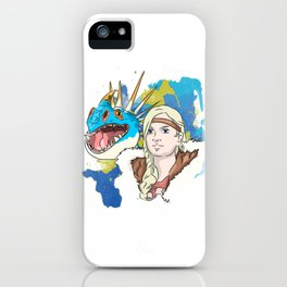 HTTYD | Astrid iPhone Case