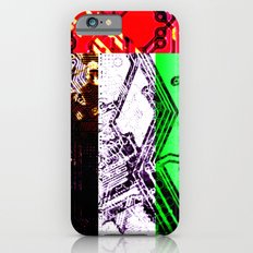 circuit board united arab emirates (flag) Slim Case iPhone 6s
