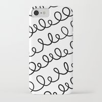 doodle iPhone & iPod Cases featuring Doodle by 83 Oranges™