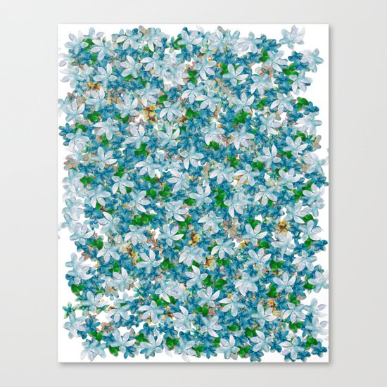 Florals for All, Spring Canvas Print