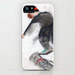 skateboard iPhone Case