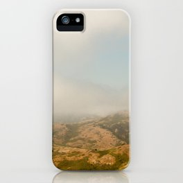 Marin Headlands iPhone Case