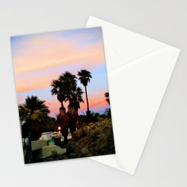 Vintage Sunset Saturated Stationery Cards