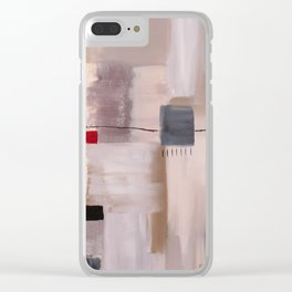 Natures Playground Clear iPhone Case