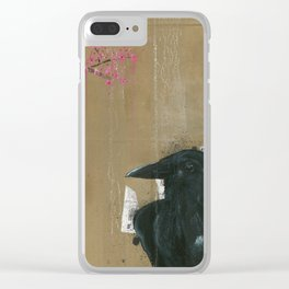 Empty Shell - 5 Clear iPhone Case