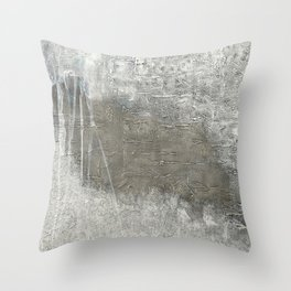 Silent Woods Throw Pillow