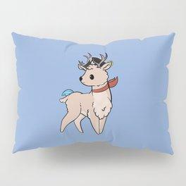 Cute Pirate Deer Pillow Sham