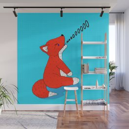 """Sad """"Nooooo"""" Wall Mural"""