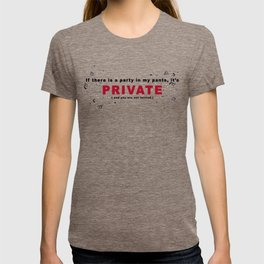 Ace: Private Party and not Invited T-shirt