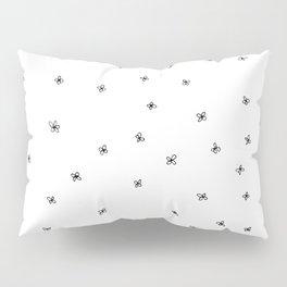Simple Floral Pillow Sham