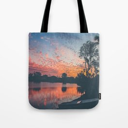 The Calm After the Storm Tote Bag