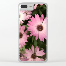 African Daisy Day Clear iPhone Case