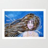 Sway Art Print