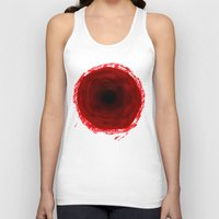 in the flesh Tank Tops featuring Flesh Wound by suisalvadore-lemmons