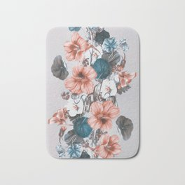 Flowers 9 Bath Mat