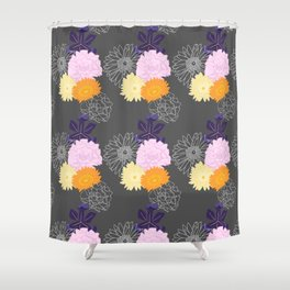 Sweet Florals Shower Curtain