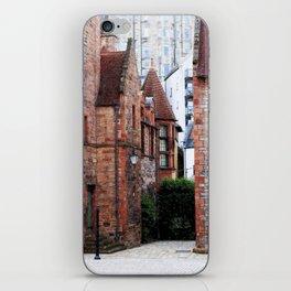 Dean Village iPhone Skin