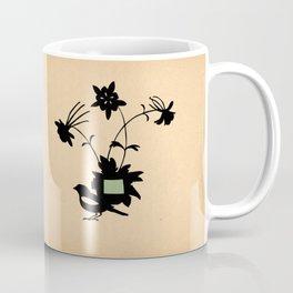 Colorado - State Papercut Print Coffee Mug