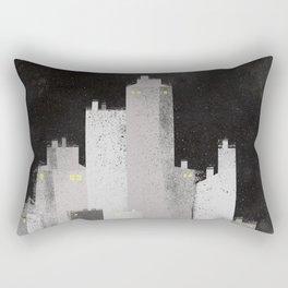 Edinburgh studies Rectangular Pillow