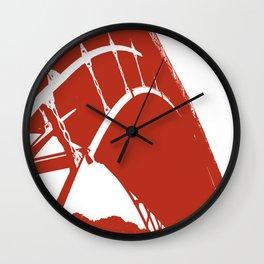 Ironbridge [Ruby] Wall Clock