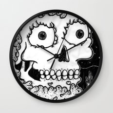 DIE TOLCHE Wall Clock