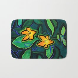 Orange Jewelweed 2.0 Bath Mat