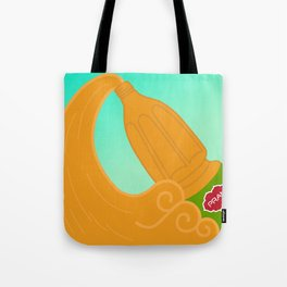 Pran Mango Juice Tote Bag