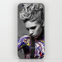 splatter iPhone & iPod Skins featuring Splatter by brendan | carlson photography