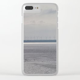 Pakri WindFarm Clear iPhone Case