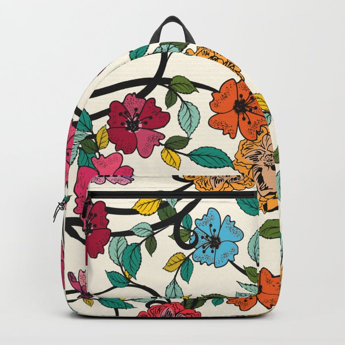 Fleurs Backpack