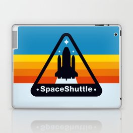 NASA Space Shuttle Badge Laptop & iPad Skin