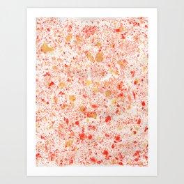 Capsaicin Art Print