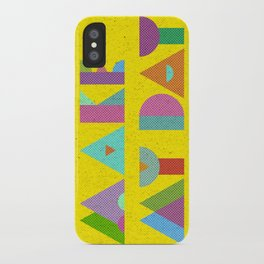 Make My Day. iPhone Case