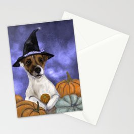 Mabel, Queen of the Pumpkin Patch Stationery Cards