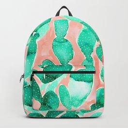 Paddle Cactus Blush Backpack