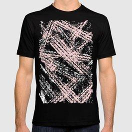 Desert Tracks Pink T-shirt