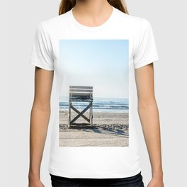 While the Lifeguards Away T-shirt