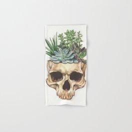 From Death Grows Life Hand & Bath Towel