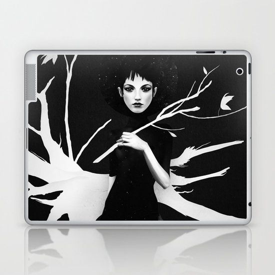 Still Light Laptop & iPad Skin