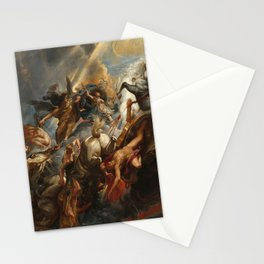 Peter Paul Rubens - The Fall of Phaeton Stationery Cards