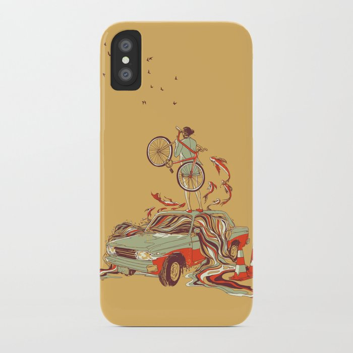 Whole New way iPhone Case