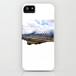 I Love Washington II iPhone Case