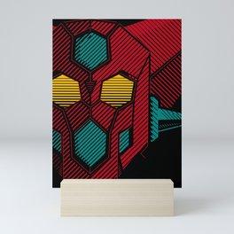 088 Getter Full Mini Art Print