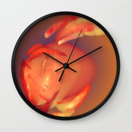 magic cherry Wall Clock
