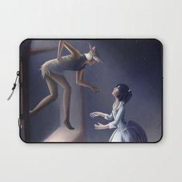 Peter Pan & Wendy Laptop Sleeve