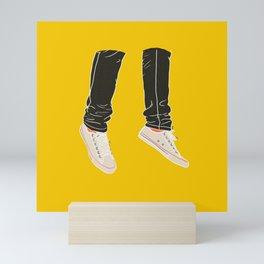 Chucks Mini Art Print